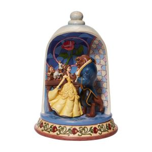 Disney Traditions Beauty and the Beast Diorama - 6008995