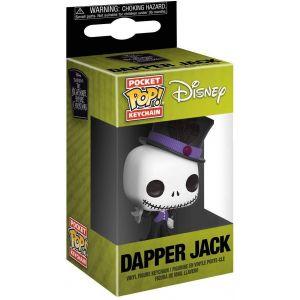 31437 Pocket POP! Keychain: Disney: NBX: Dapper Ja