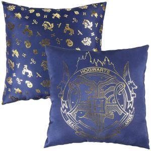 2 x Harry Potter Hogwarts Premium Cushion