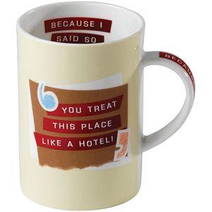 Because I Said So Mug - A25109