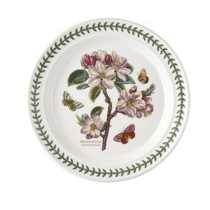 "Botanic Garden 10"" Almond Dinner Plate - BGFA05052"