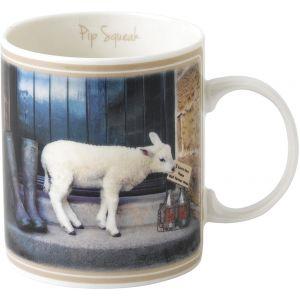 4 x Kitchy & Co Pip Squeak Mug