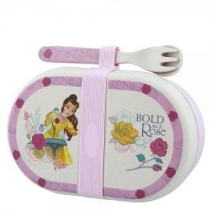 2 x Enchanting Disney Belle Organic Snack Set