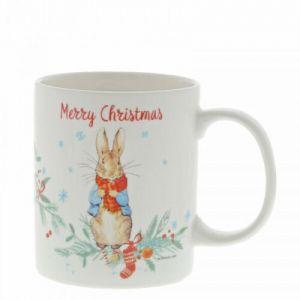 Beatrix Potter Christmas Mug - A30187