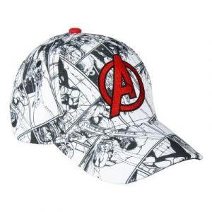 Avengers Logo Adult Cap