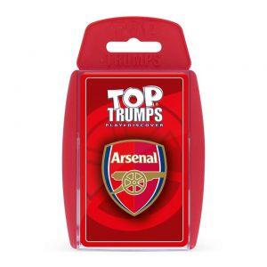 Arsenal Top Trumps