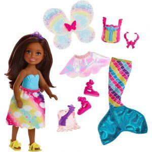 Barbie FJD01 Dreamtopia Doll and Fashions