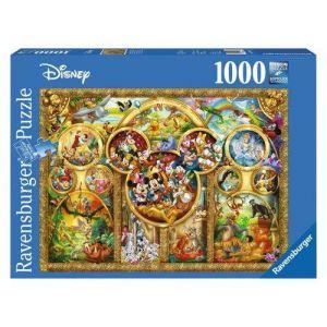 Best Disney Scenes Puzzle