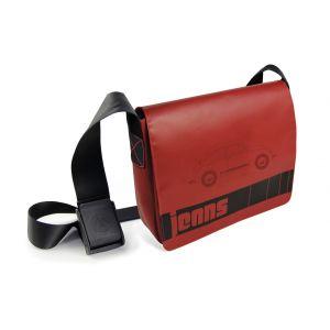 Brisa VW Beetles Jeans Tablet PC Red Bag BETP11