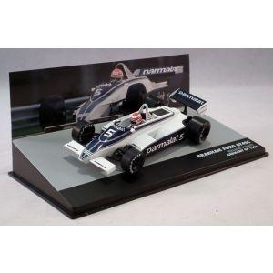 Brabham Ford BT49C - Nelson Piquet - P1 - Germany