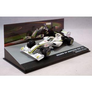 Brawn GP Mercedes BGP 001 - Barrichello - P3
