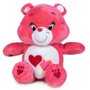 Care Bears Love a Lot Bear Plush Toy 30cm