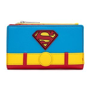 Loungefly DC Comics Classic superman Cosplay Wallet - DCCWA0028