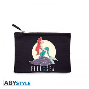 DISNEY - Cosmetic Case - Free as the sea - Blue - ABYBAG313