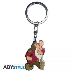 """DISNEY - Keychain """"Snow White/ Grumpy"""" - ABYKEY233"""
