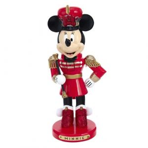 "10"" Minnie Marching Band Nutcracker"