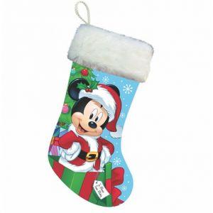 """18"""" Santa Mickey Stocking"""
