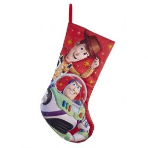 """19"""" Toy Story Printed Stocking"""