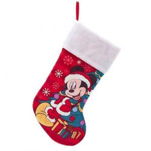 "19"" Mickey With Tree Stocking"