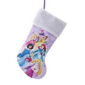 """19"""" Princess With Presents Stocking"""