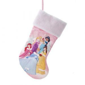 """19"""" Pink Princess Stocking"""