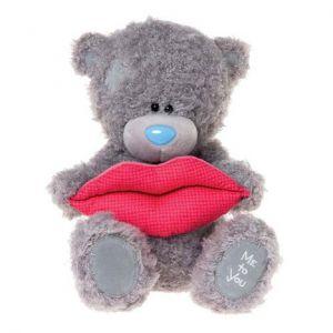"12"" Big Kiss Me To You Bear"