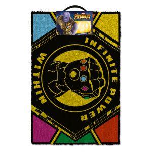 Avengers: Infinity War (Infinite Power Within)  Doormat - GP85234