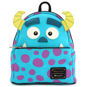 Disney Loungefly: Monsters Inc Sulley Mini Backpack