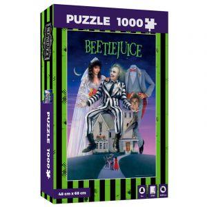Beetlejuice Movie Poster puzzle 1000pcs