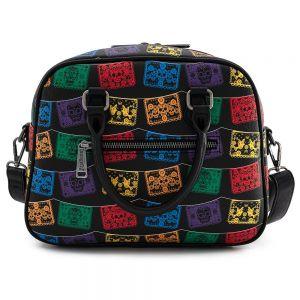 Loungefly Dia De Los Muertos Papel Picado Crossbody Bag - LFTB0633