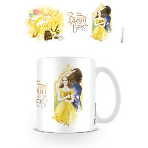 Beauty and The Beast Movie (Be Our Guest) Coffee Mug - MG24446