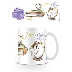 Beauty and the Beast (Chip Enchanted)  Coffee Mug - MG24629
