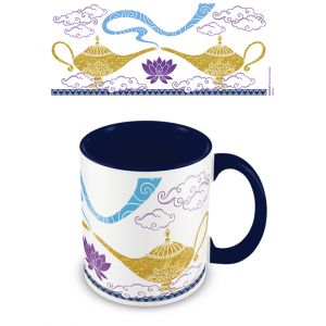 Aladdin (Magic Mug) Blue  Coloured Inner Mug - MGC25259