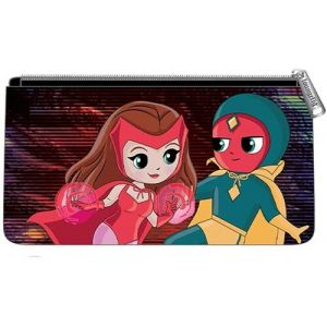Loungefly Marvel Wanda Vision Scarlet Witch Wallet
