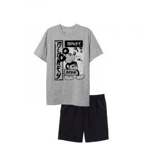 Disney Mickey Grey Pyjamas