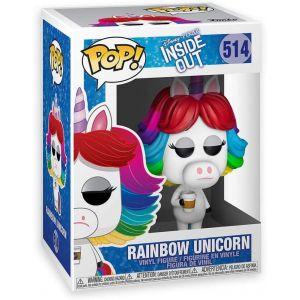 Disney Pixar: Inside Out Rainbow Unicorn Disney Parks Exclusive