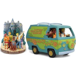 Jim Shore Scooby Deal - Carved By Heart and Mystery Machine