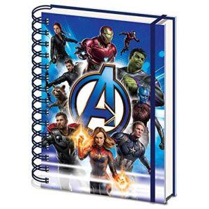 Avengers: Endgame (Avengers Unite)  A5 Wiro Notebook - SR72843
