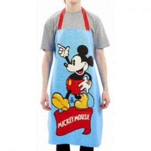 Disney Classic: Apron: Blue Mickey - UT-DI05741