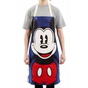 Disney Classic: Apron: Navy Mickey - UT-DI05742