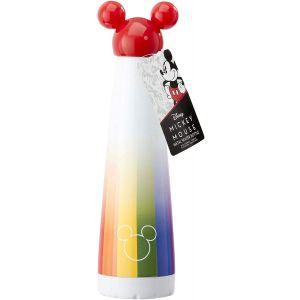 Disney Mickey Rainbow Metal Water Bottle 500ml - UT-DI06406