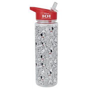 Disney 101 Dalmatians Plastic Water Bottle - UT-DI06440