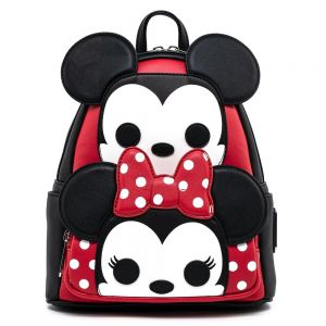 Funko Pop by Loungefly Mickey and Minnie Cosplay Mini Backpack