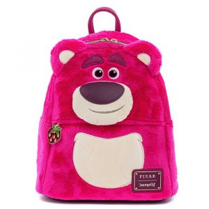 Loungefly Lotso Cosplay Sherpa Mini Backpack - Toy Story