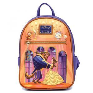 Loungefly Ballroom Scene Mini Backpack - Beauty and the Beast