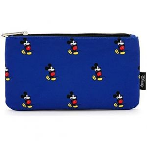 (GIFT WITH PURCHASE) Loungefly Mickey Pencil Case - WDCB0401 - Minimum Spend £17.50