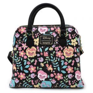 Loungefly Disney Alice in Wonderland Flowers AOP Crossbody Bag - WDTB1861