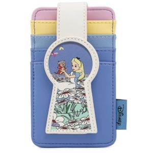 Loungefly Disney Alice in Wonderland Key Hold Cardholder