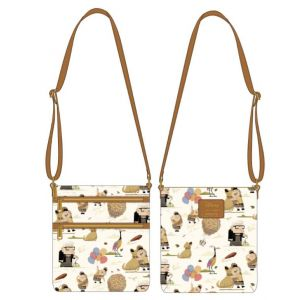 Disney by Loungefly Passport Bag Up! AOP Heo Exclusive
