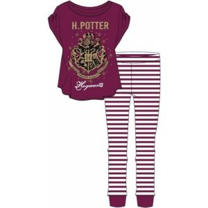 31778 16-18 Harry Potter Hogwarts S/Sleeve